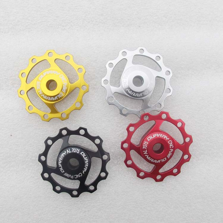 Make You Own Bike Pulley wheels with bearings