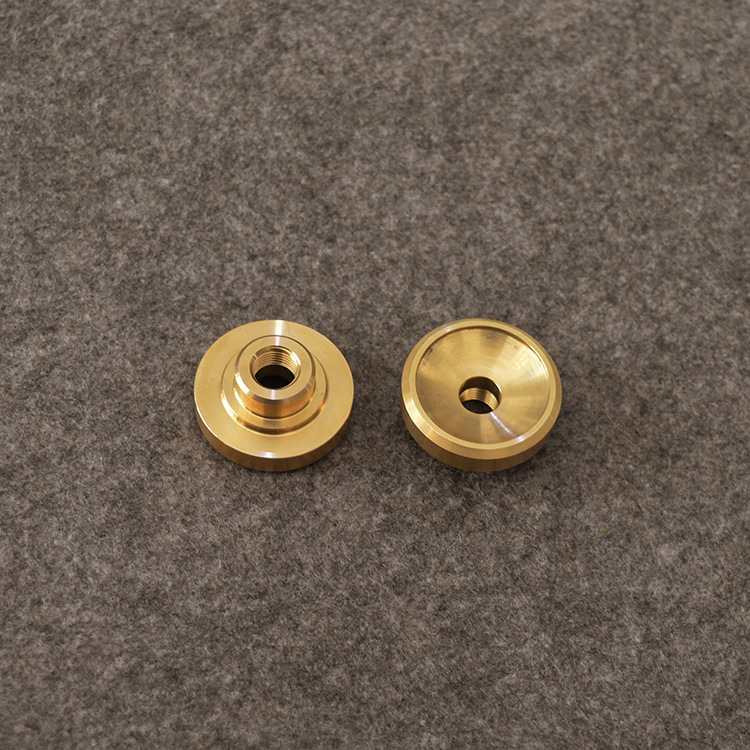 CNC electrical bronze hardware parts