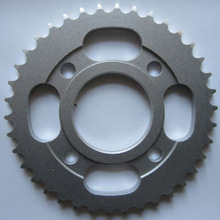 CNC motorcycle chain sprocket