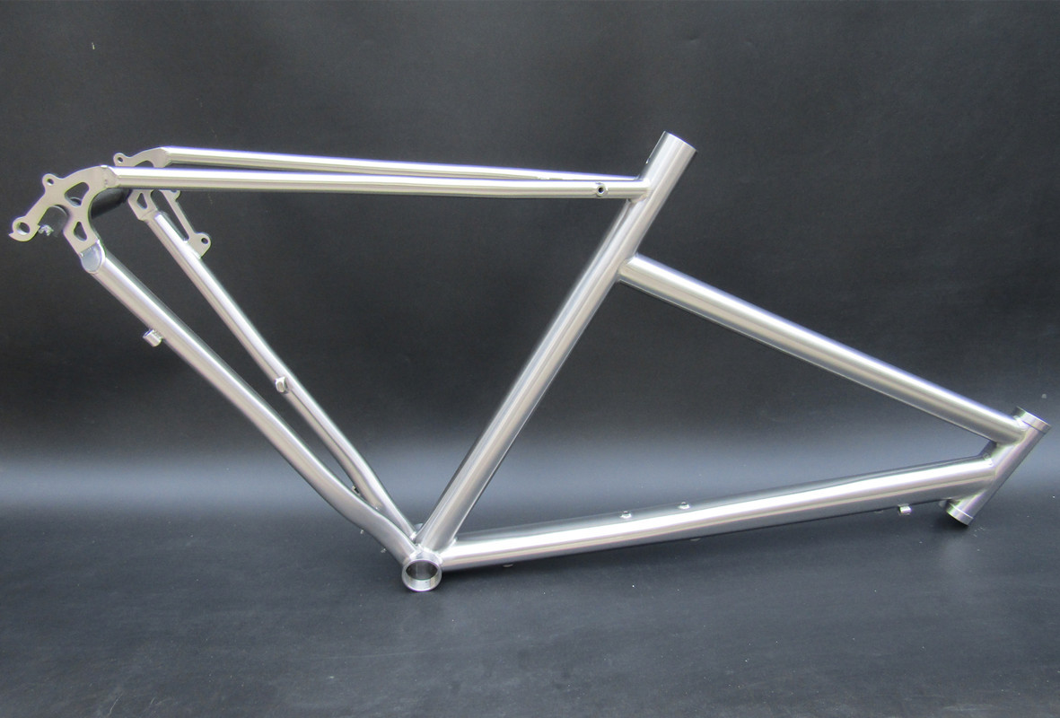 Mountain Bike Titanium Frame Parts