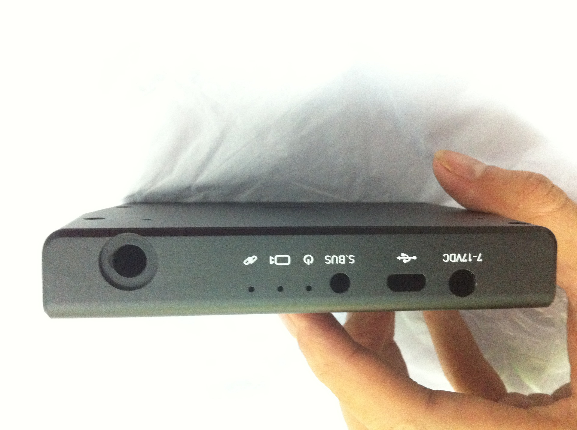 Aluminum Housing For HDMI Automatic Video Switch