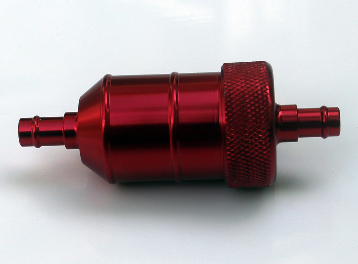 CNC machined fuel filter for turbine oil pipe