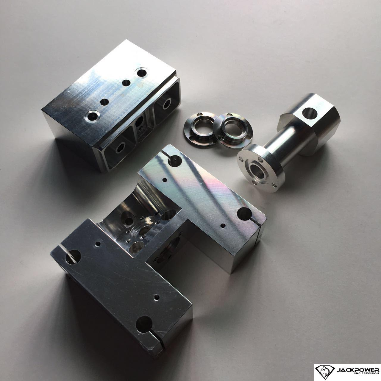 Custom machined Stainless Steel Parts