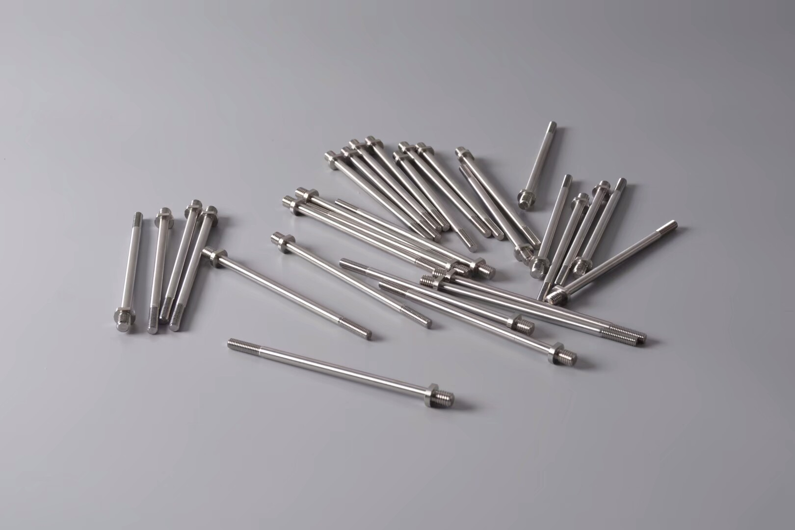 MANUFACTURING  SCREW MACHINING