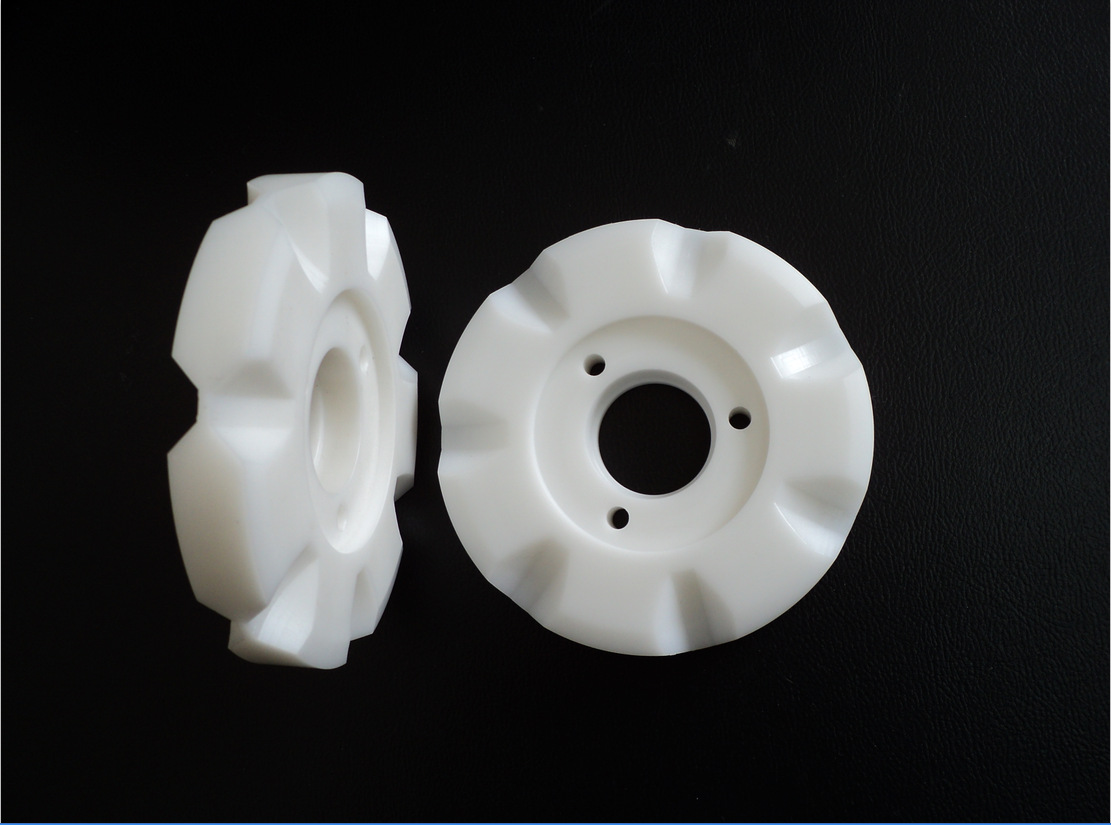 Custom CNC machining Delrin Parts
